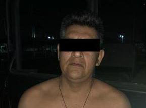 Detenido Erick Sandoval Rodríguez relacionado en el caso Sandoval