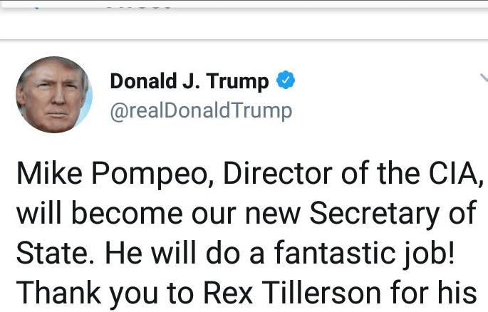 Trump tuit