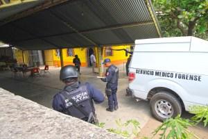 Un hombre de 72 años propietario de un taller fue asesinado en El Ocotito, municipio de Chilpancingo. Foto: José Luis de la Cruz