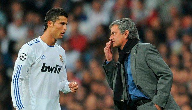 Cristiano Ronaldo vs Jose Mourinho