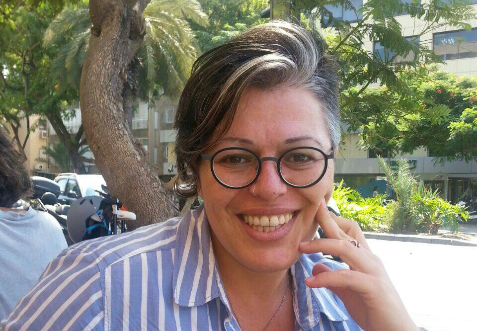 Rauda Morcos, activista por los derechos gays en Palestina, FB, 170518