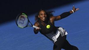 La tenista estadunidense Serena Williams