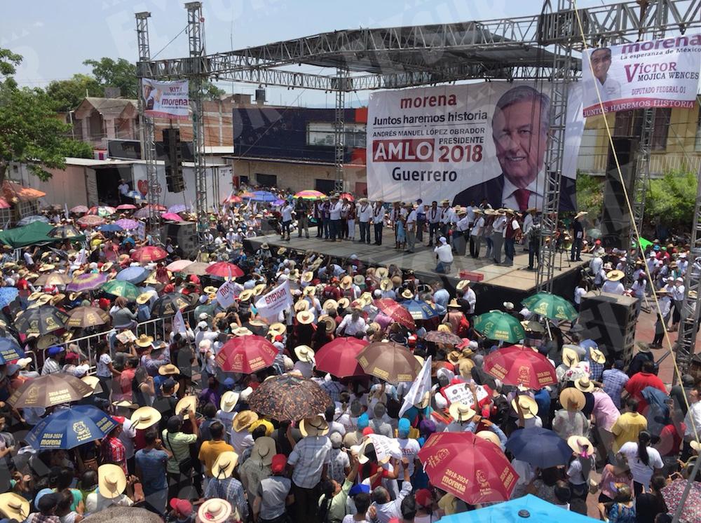 Ciudad Altamirano 2 de junio de 2018