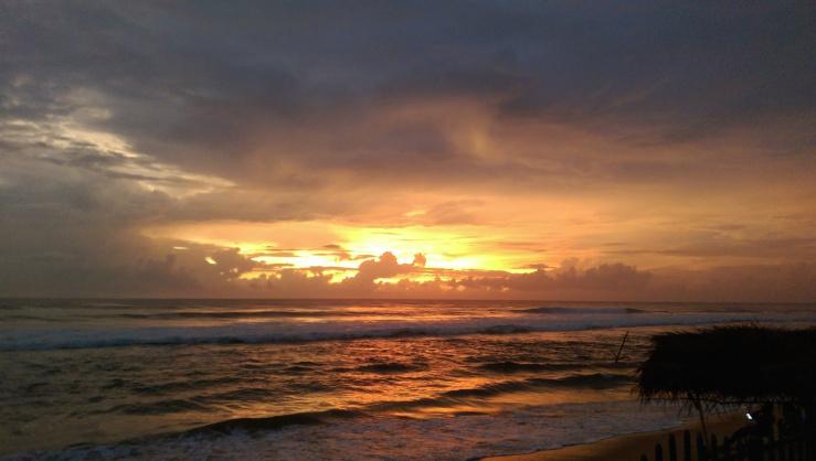 Sunset - John Rogers