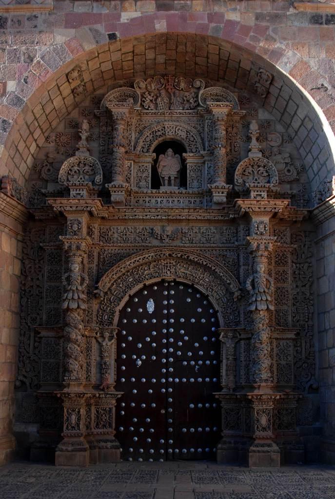 fachada en Potosí