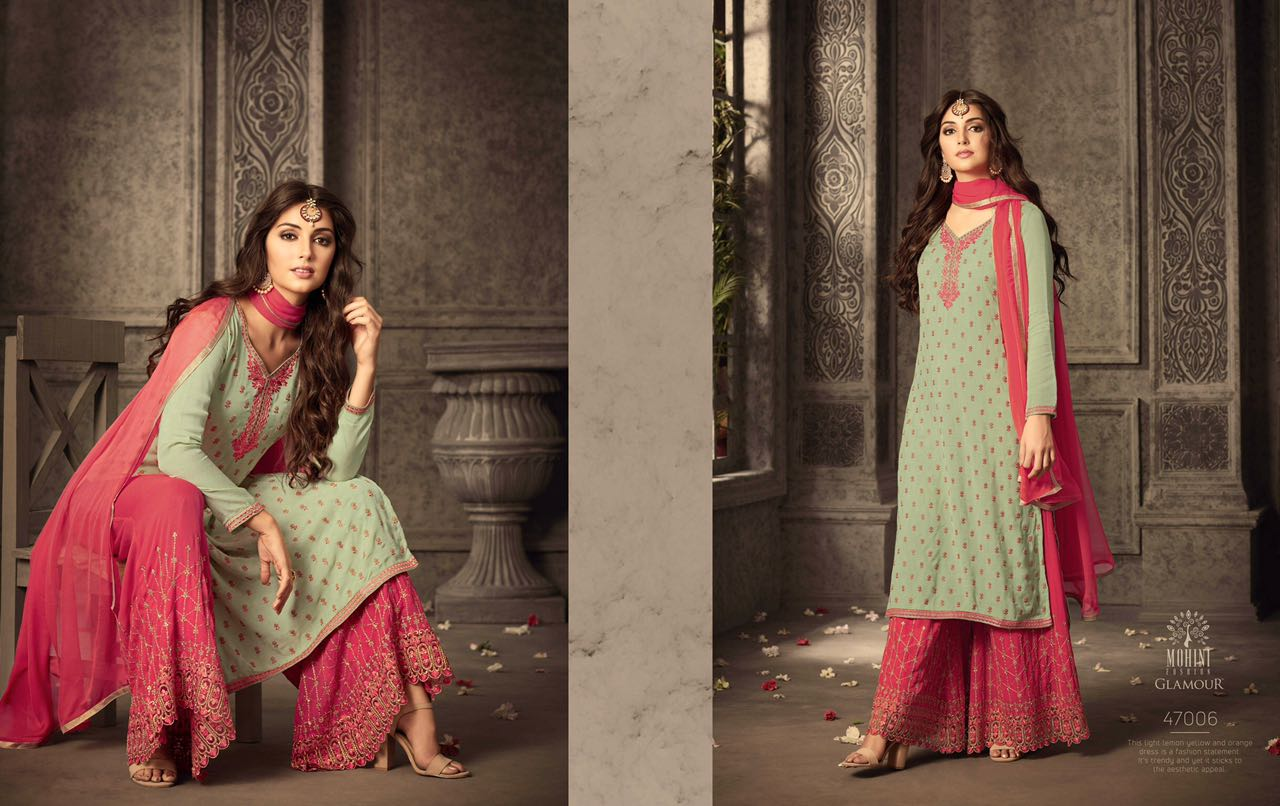 0d3903774c Surat Textile Hub mohini -Celebrate this Eid in Glamorous style with ...