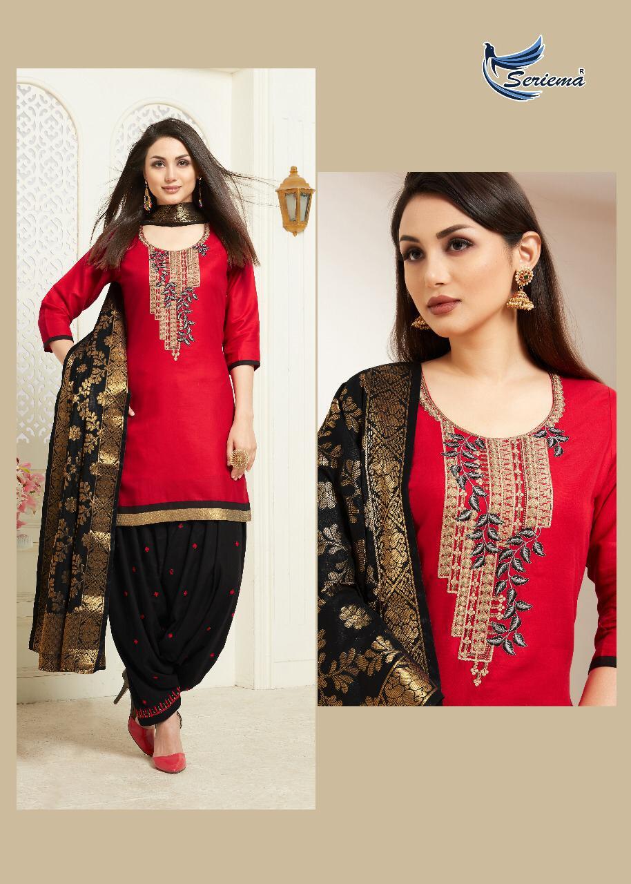 3d2da62ee1 seriema presents banarasi patiyala colorful fancy collection of readymade  patiyala salwar suit wholesaler