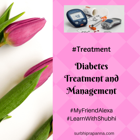 #Myfriendalexa #Diabetes treatment