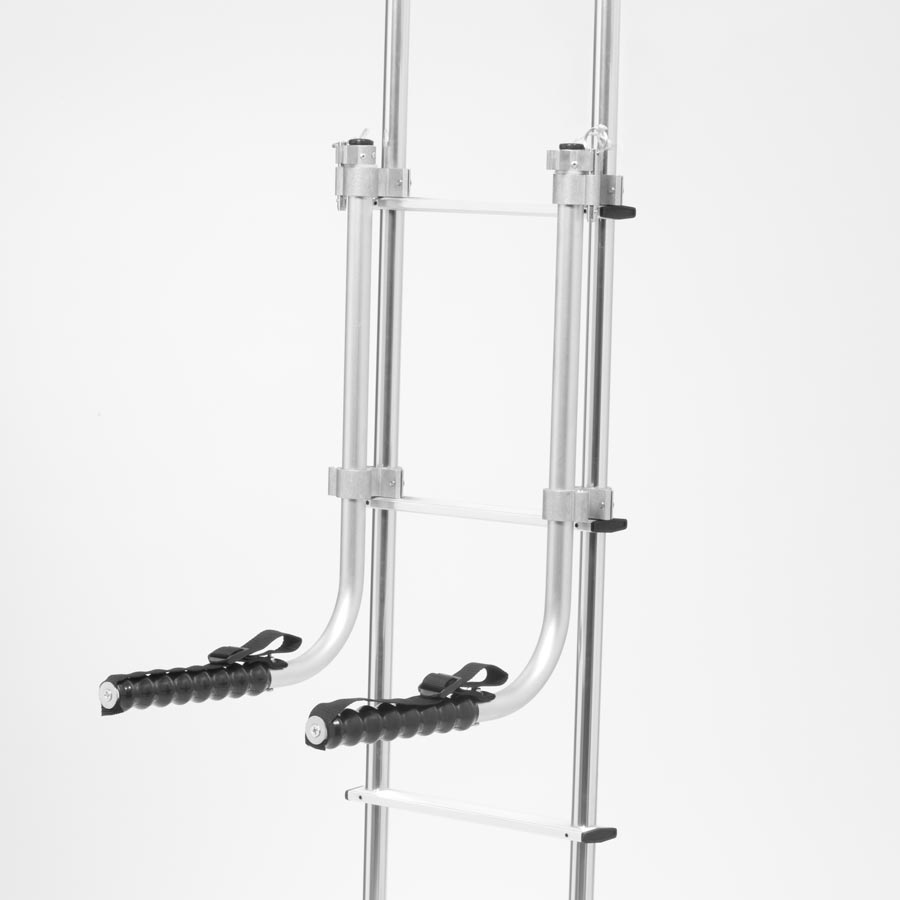 Chair Rack Ladder Mounted Chair Rack Surco Inc Products