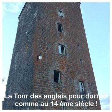 Aubrac: la tour des anglais