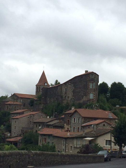 Voie Podiensis: Privat D'Allier