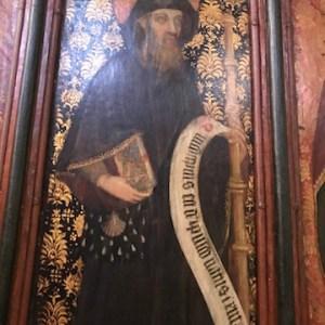 Stalle: St Jacques le Majeur