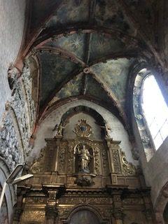 Cahors - chapelle cathédrale