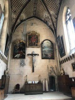 Cahors -sacristie cathédrale