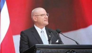 Discurso del presidente de la Asamblea Legislativa Henry Mora