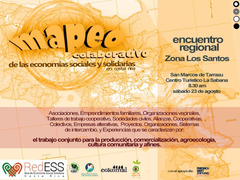 Mapeo Colaborativo Los Santos