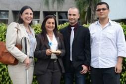 Departamento de Docencia Universitaria de la UCR recibe premio del certamen Costa Rica Incluye4