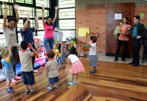 UCR despliega esfuerzos para fortalecer casas infantiles universitarias