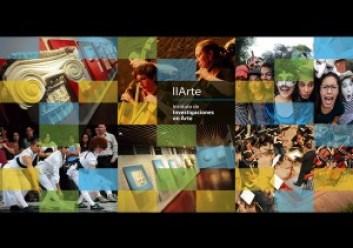El IIArte se creó el 11 de octubre del 2012 en la sesión Nº 5673 del Consejo Universitario (diseño Jorge Carvajal).