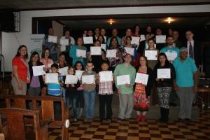 Estudiantes de la UCR desarrollaron 63 iniciativas en beneficio de comunidades