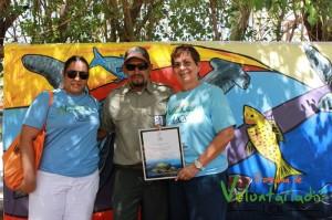 Premian labor del Programa de Voluntariado de la UCR