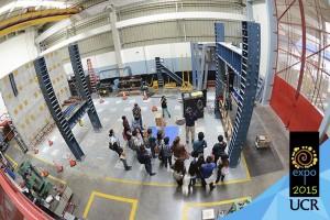 Colores, curiosidad y conocimiento se conjugan en la Expo UCR