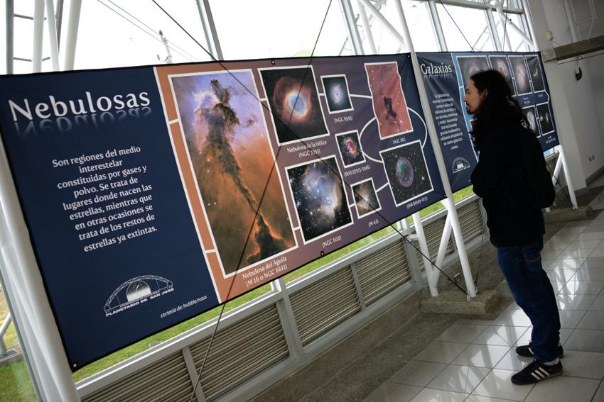 Colores, curiosidad y conocimiento se conjugan en la Expo UCR14
