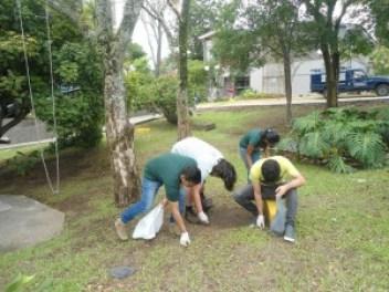 Universitarios demuestran su compromiso con el ambiente