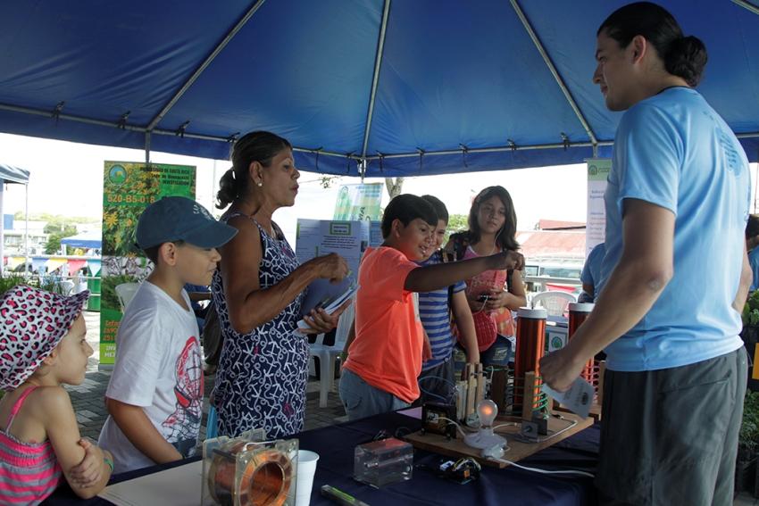 Expo UCR con sabor guanacasteco5