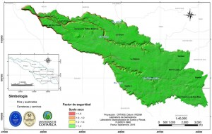UCR mapea sitios de la capital bajo amenaza de deslizamientos2