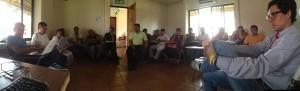 Mesa de Dialogo Indigena trata tema de Protocolo de Consulta