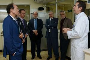 Embajador de Francia visita el Instituto Clodomiro Picado