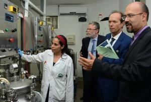 Embajador de Francia visita el Instituto Clodomiro Picado2