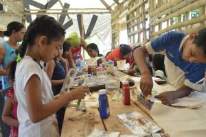 Relatos de Cano Negro sobre trabajo comunitario