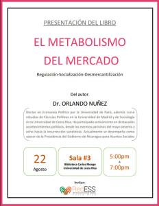 Afiche Metabolismo Mercado IMG