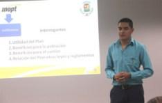 EPPS UNA impulsa desarrollo de Planes de Conservacion3