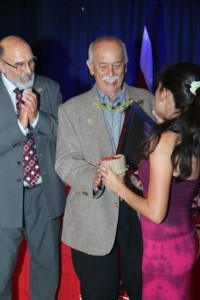 Distincion academica Luis Jorge Poveda Alvarez