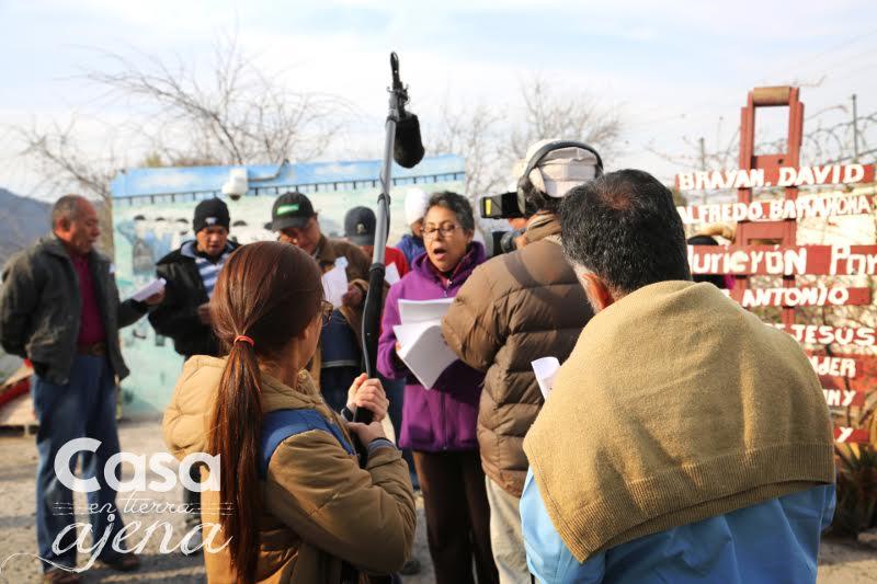 Estrenaran documental nacional sobre migracion forzada en Centroamerica3