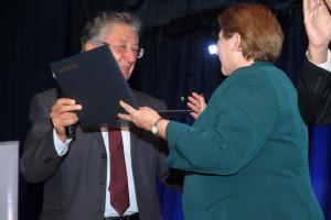 La UNA recibio acreditacion del SINAES5