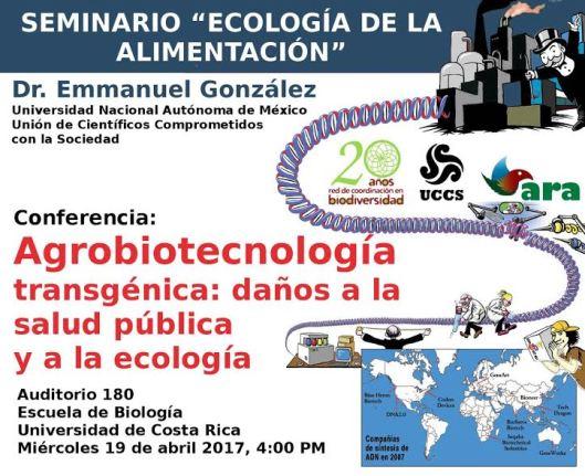 Invitacion conversatorios temas transgenicos y biologia sintetica3