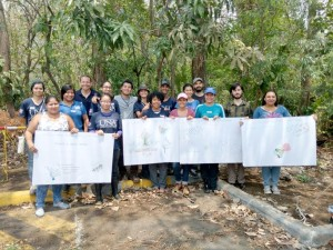 UNA I Jornada de Limpieza del Rio Pirro7