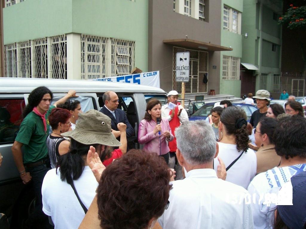 Criminalizacion de la protesta social el caso de Costa Rica2