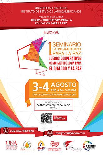 seminario latinoamericano para la paz