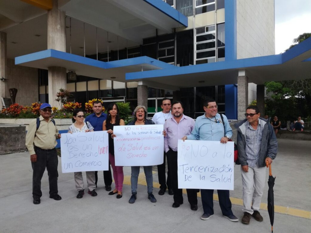 Junta de Salud de Montes de Oca exige informacion a la CCSS contrato de EBAIS UNIBE