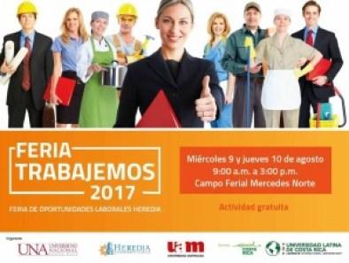 UNA Feria Trabajemos 2017