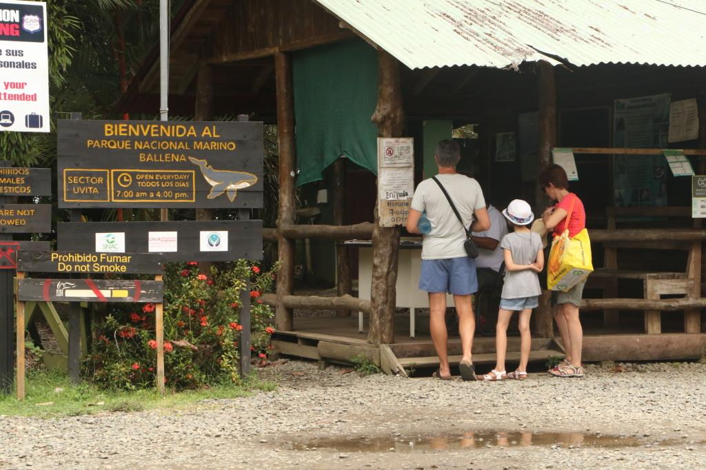 El cambio climatico ya tiene un impacto en el Parque Nacional Marino Ballena9