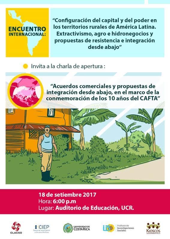 Especialistas y movimientos sociales de la ruralidad Latinoamericana se encuentran en Costa Rica3