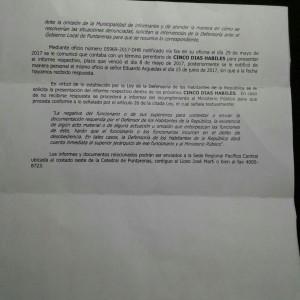 Chacarita solicita atencion de necesidades de infraestructura vial2