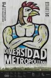 II Encuentro de Arte Publico Diversidad Metropolitana