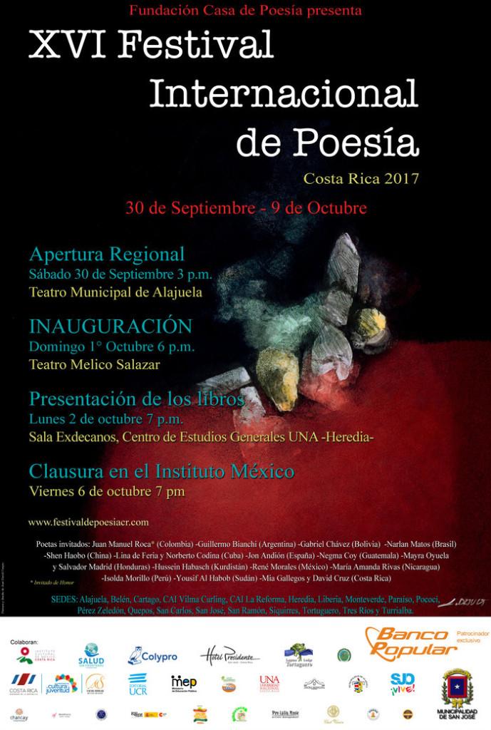 XVI Festival Internacional de Poesia